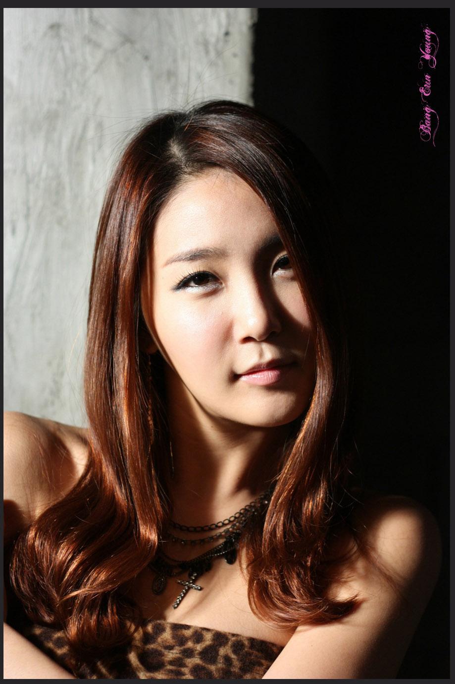 beauty korean model bang eun young profile name bang eun young date of