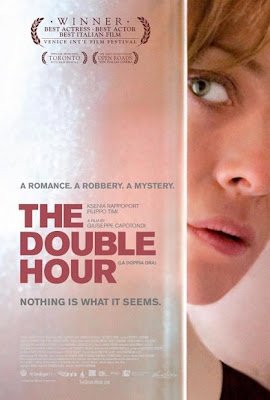 The Double Hour, movie, poster