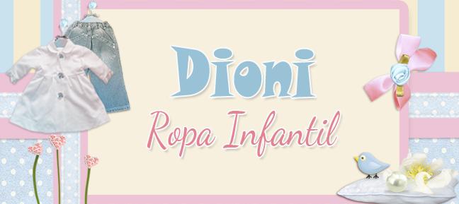 Dioni Ropa Infantil