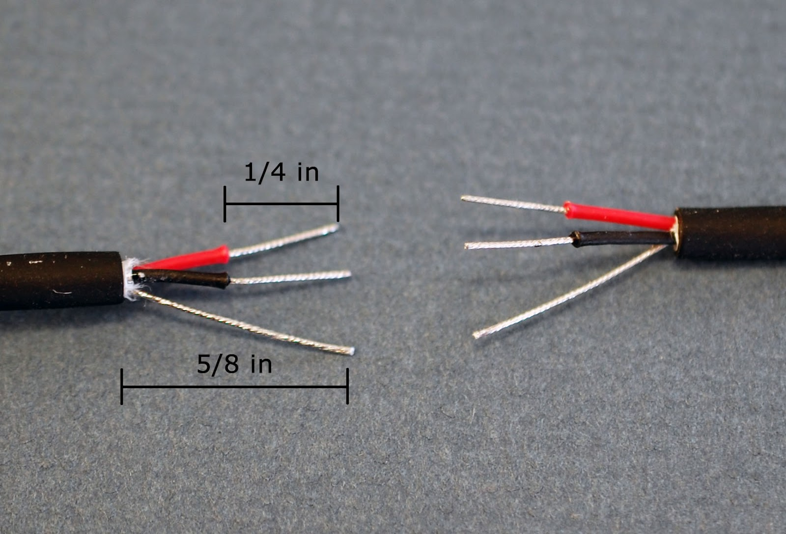 How to Make a Weatherproof Cable Splice - Apogee Instruments, Inc.