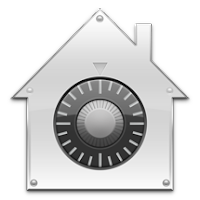 Mac security icon