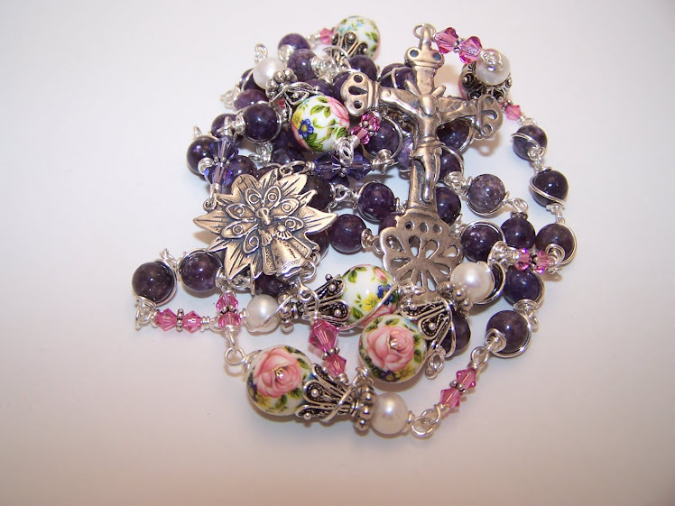 No. 24.  New! For sale Now! Rosary Of The Infant Of Prague