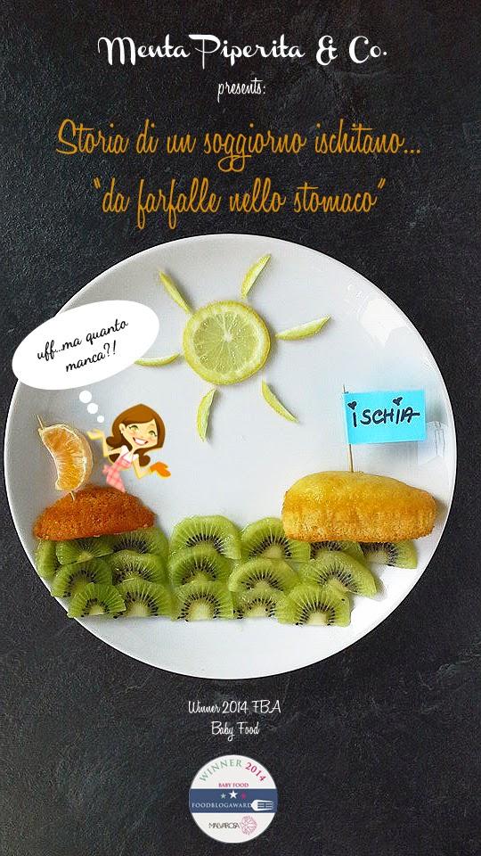 food blog awards 2014: storia di un soggiorno ischitano da farfalle nello stomaco