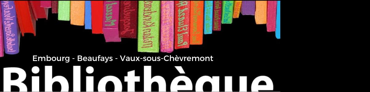 Bibliothèques de Chaudfontaine