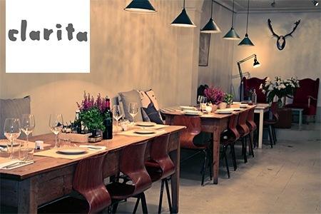 Restaurante Clarita - menú del día