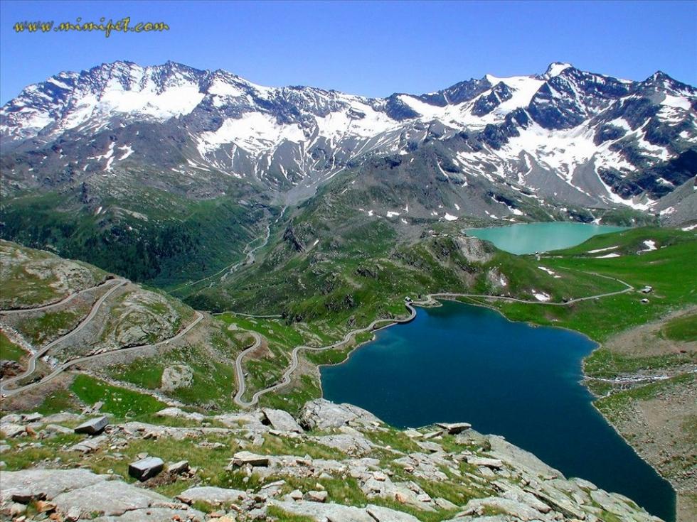 Stunning Natural Wonders in Gran Paradiso National Park, Italy