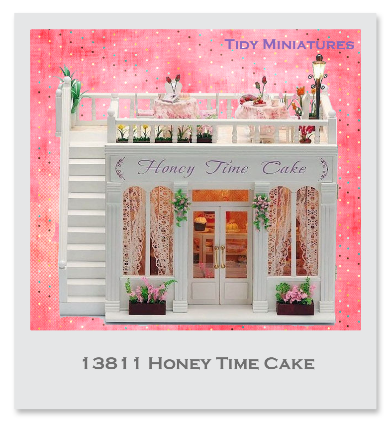 Welcome To Tidy Miniatures: DIY DOLLHOUSE KITS