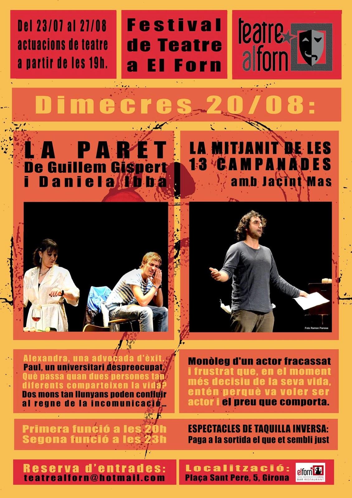 Casal Independentista El Forn de Girona