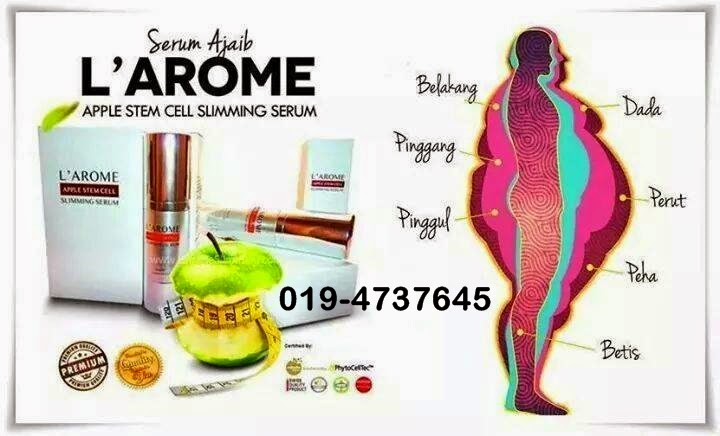 L'arome Slimming Serum Apple Stem Cell