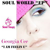 Georgia Cee Soul World EP Soul Town Records