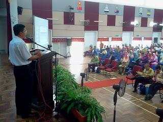 Persidangan Pendidikan Pegawai Perkhidmatan Pendidikan Siswazah Negeri Johor : Sesi 3
