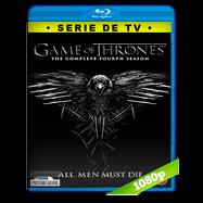 Juego de tronos Temporada 4 Completa Full HD 1080p Audio Dual Latino-Ingles
