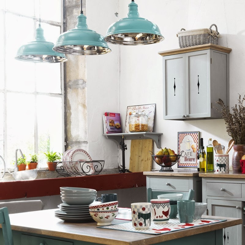 Comptoir de famille for Deco comptoir cuisine