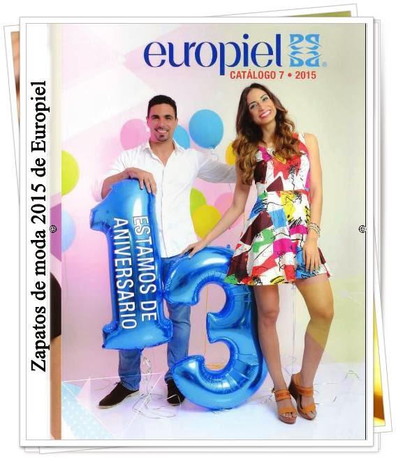 Europiel Catalogo 7 2015
