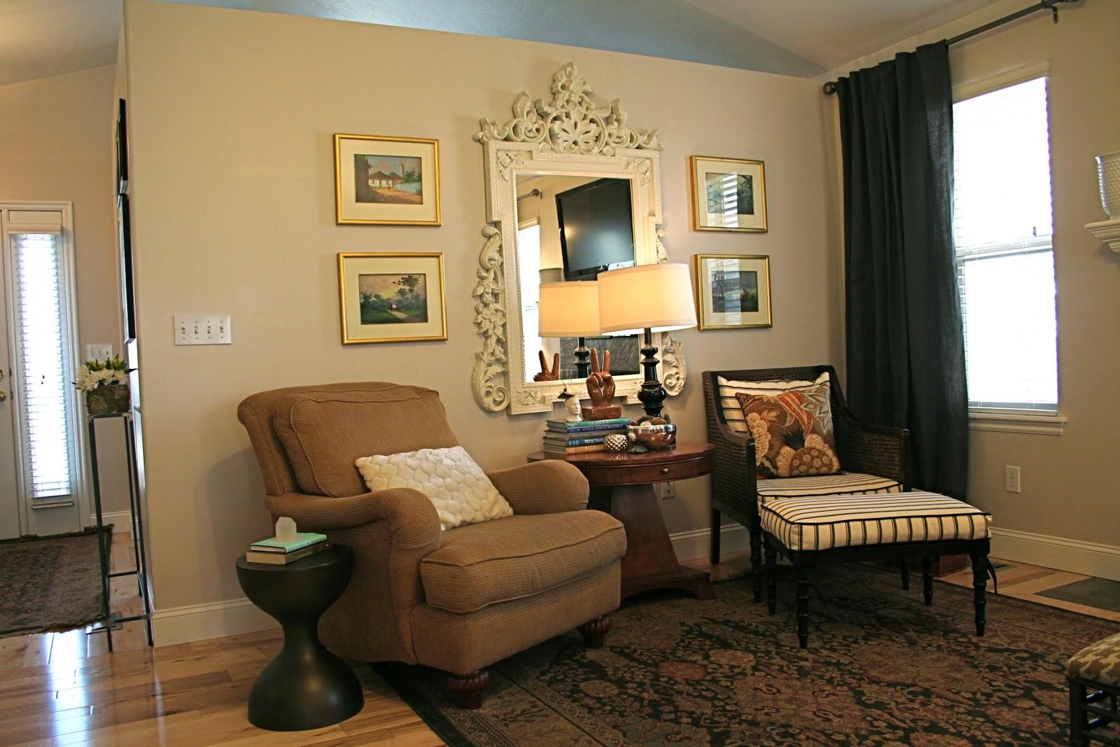 Upgrade Living Room: Design Dump: My Living Room: An Update