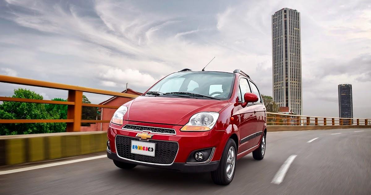 Chevrolet Spark Life Nueva Vida Para El City Car Colombiano