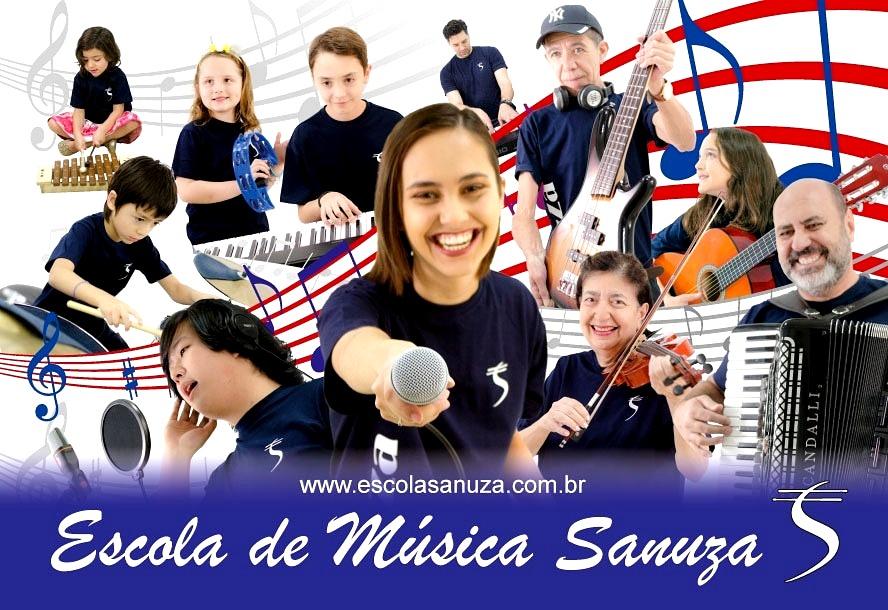 HOME PAGE ESCOLA DE MÚSICA SANUZA