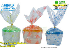 Toples Plastik Medium