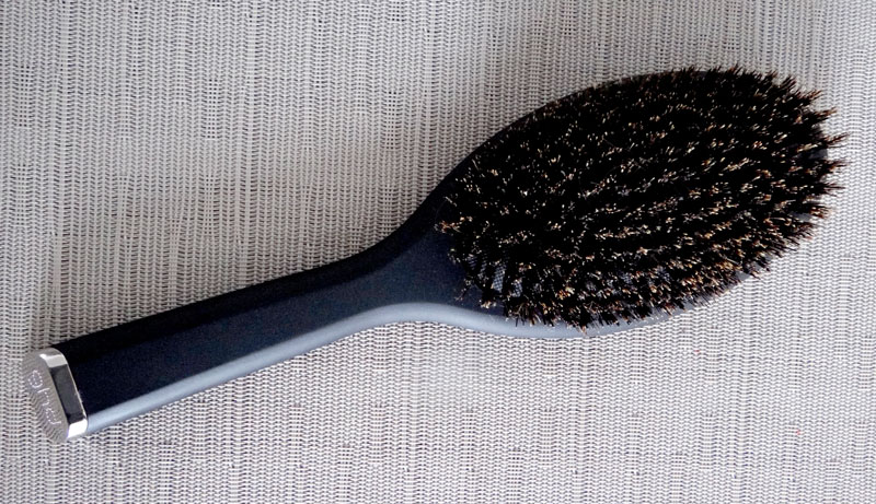 brosse poils naturels