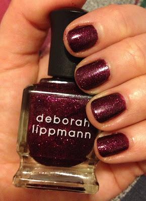 Deborah Lippmann, Deborah Lippmann Good Girl Gone Bad, nail polish, nail varnish, nail lacquer, manicure, mani monday, #manimonday, nails