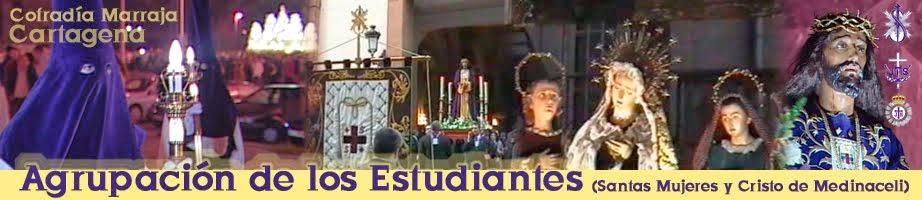 Agrupación de los Estudiantes                                  (Cofradía Marraja) - Cartagena
