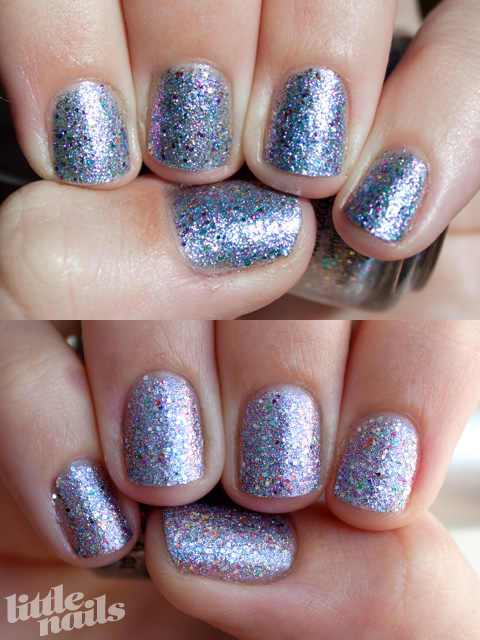 China Glaze Prism - little nails