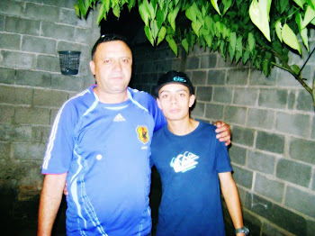 Claudinei e Mateus Felipe