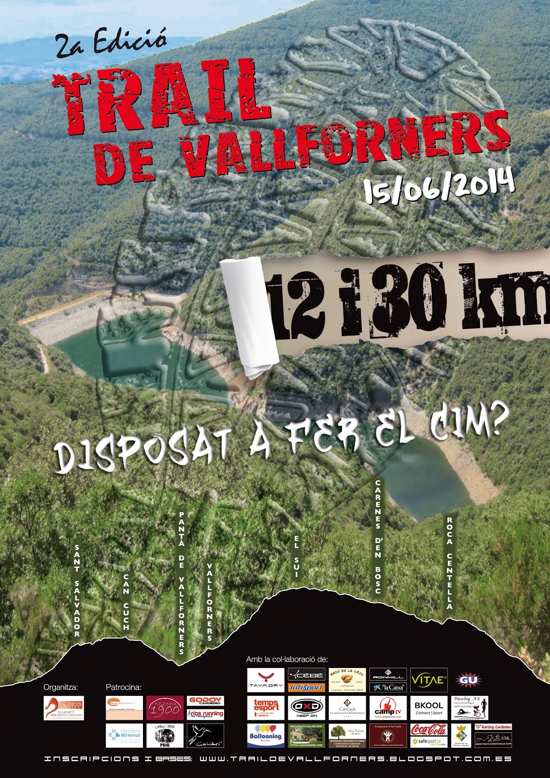 Trail de Vallforners