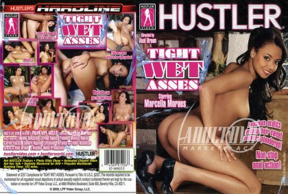 Hustler - Tight Wet Asses