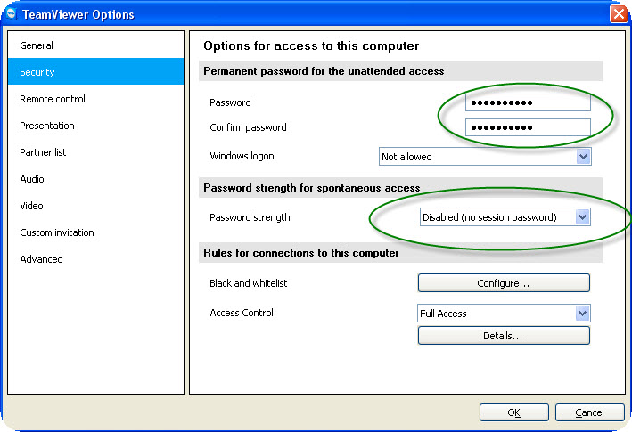 how to change teamviewer id after cloning
