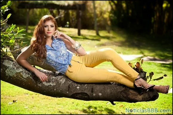 Amanda Contijo BBB14 - Ensaio