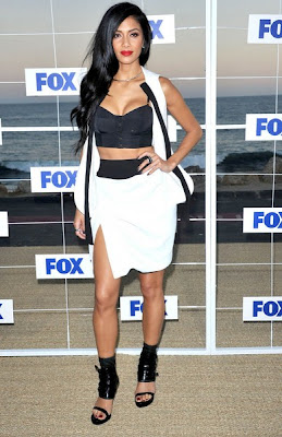 Hot Nicole Scherzinger's Give Big Moment Pictures