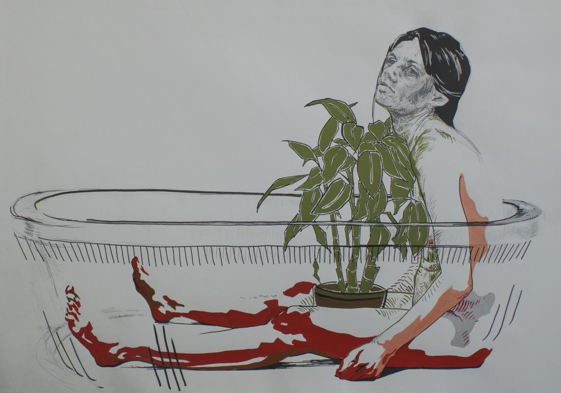 nuncalosabre.Pintura. Painting - Patryk Hadas