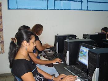 Oficina de Hagaque no CEM Félix Camoa