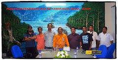 Mesyuarat Persatuan Perternak Ikan Air Tawar daerah kota tinggi