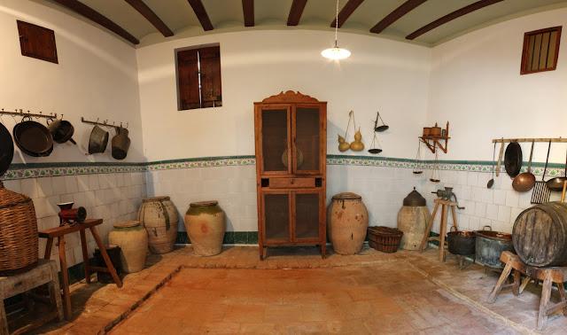 Museo comarcal de L`Horta Sud, estancia