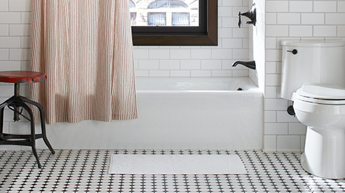 Fine 3 Wall Alcove Tub Contemporary - The Best Bathroom Ideas ...