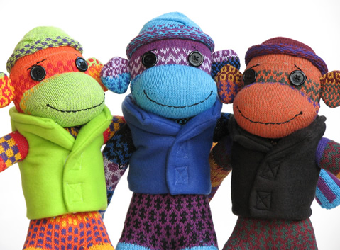 Knitting Patterns Free Sock Monkey Patterns