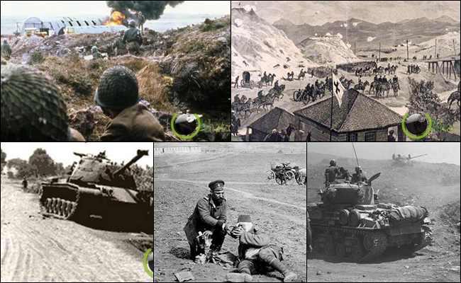 10 Tragedi Perang Terpendek Sepanjang Sejarah