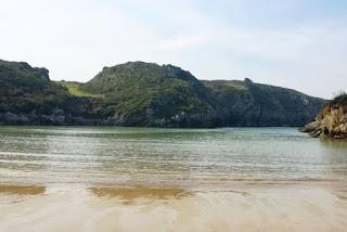 Llanes, playa de Poo
