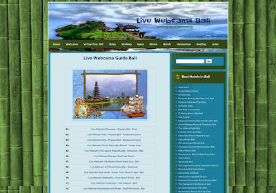 Live Webcams Bali