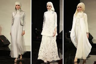 busana gaun pesta muslim 15 Model Gaun atau Gamis Pesta Muslimah Modern