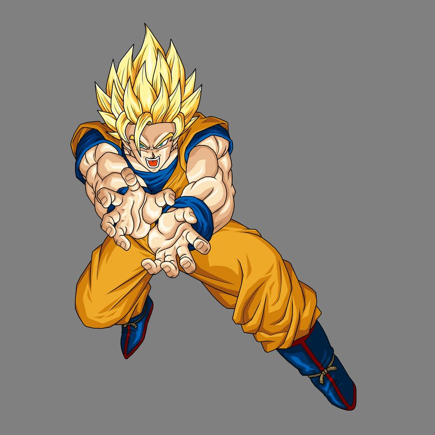 Dragon ball z wallpapers july 2012 - Goku 5 super saiyan ...