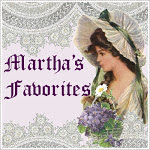 Martha's Favorities