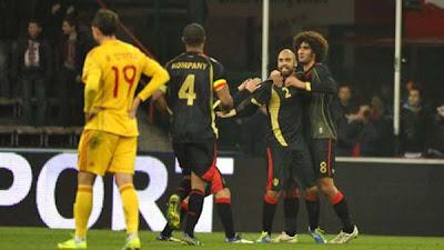 Belgium 2 - 1 Romania (1)