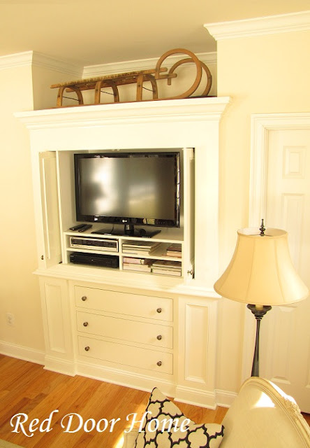 Unique  Pilasters With Recessed Panels Boxed Mantle Shelf With Crown Moldings