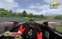 F1 en pista del simulador 12