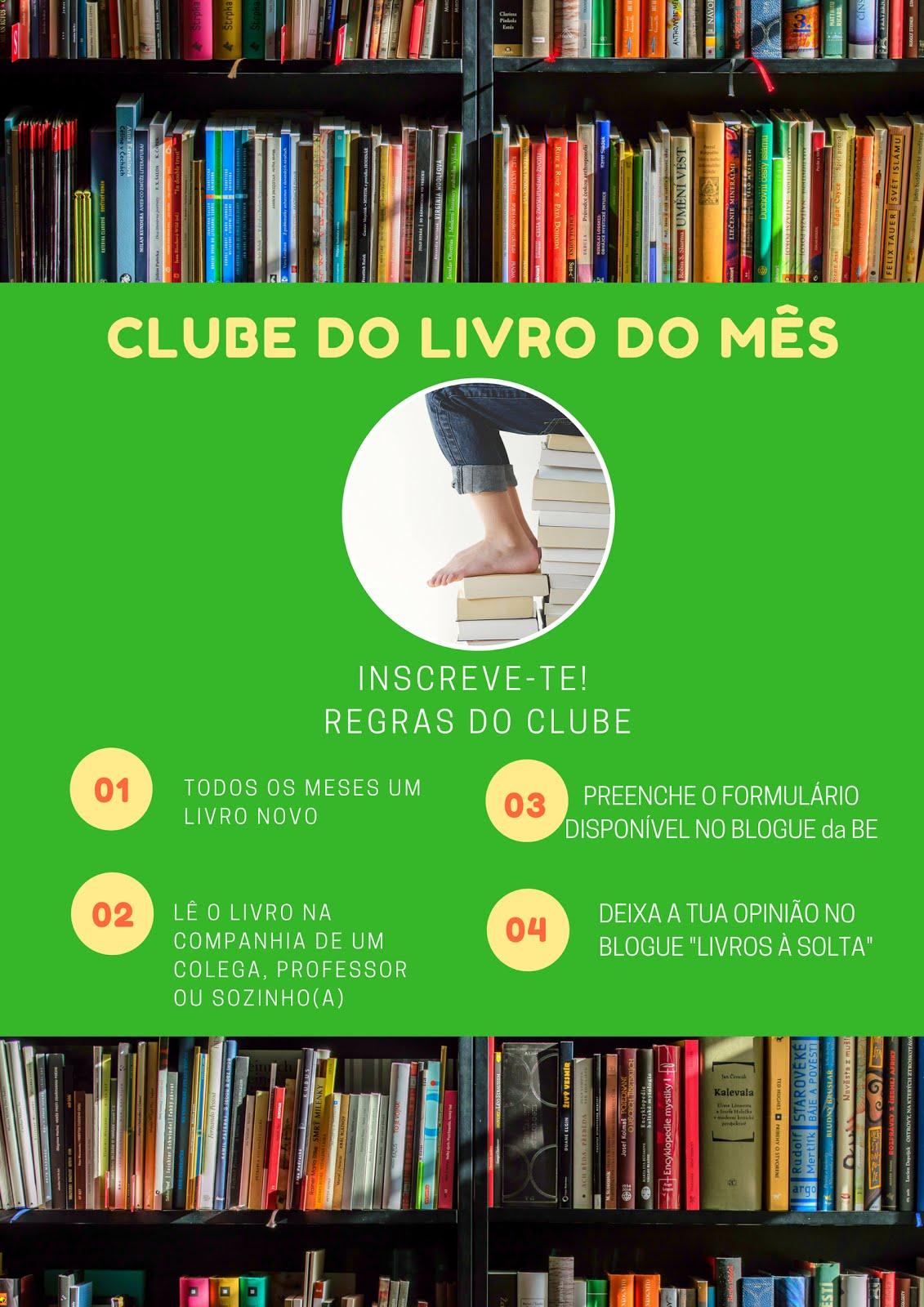 Clube do Livro do mês