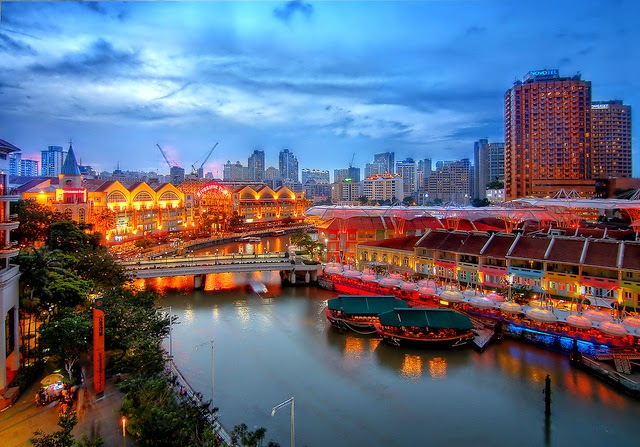 Beautiful Places to Visit in Singapore