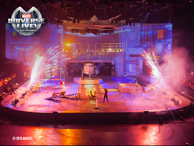 Excelsior! @MARVELonTour at @TheQArena in CLE + Win Tickets!